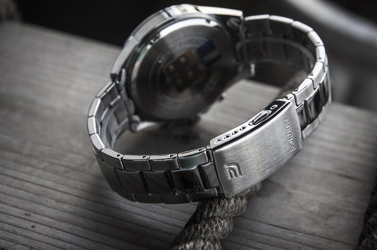 Đồng Hồ Chronograph Casio EFV-500D-7AVUDF Kháng Nước 100m Hình 4