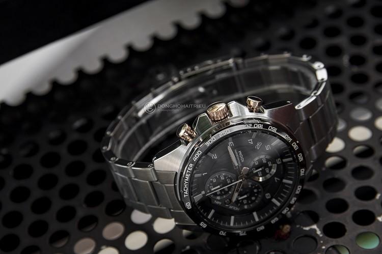 Đồng hồ Seiko SSB323P1 Thiết Kế Chronograph 6 Kim Mạnh Mẽ Hình 3