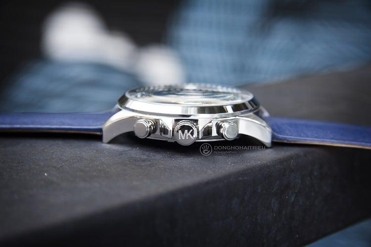 Michael Kors MK8617 Chiếc Đồng Hồ Chronograph Thời Trang Hình 3