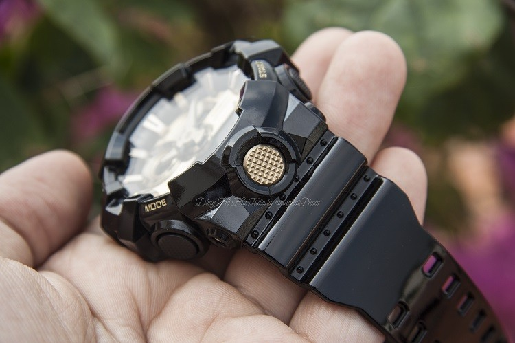 G-Shock GA-710GB-1ADR Sự Kết Hợp Giữa Hiện Đại Và Truyền Thống Hình 2