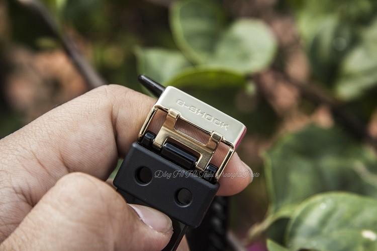 G-Shock GA-710GB-1ADR Sự Kết Hợp Giữa Hiện Đại Và Truyền Thống Hình 5