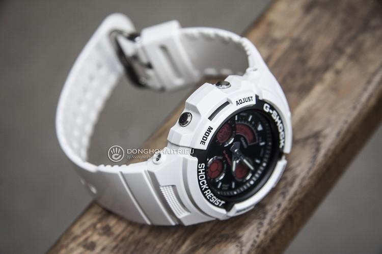 G-Shock AW-591SC-7ADR Chỉ Hơn 2 Triệu Cho Chiếc Đồng Hồ Đa Năng Hình 2