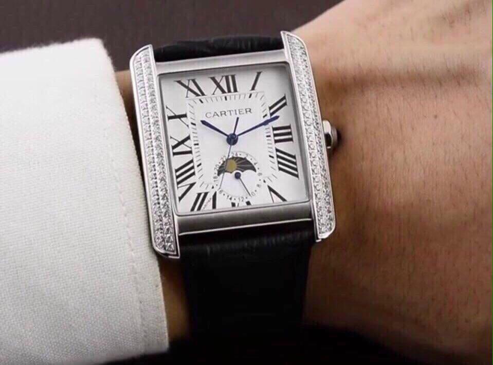 H5-Chiêm ngưỡng bộ sưu tập đồng hồ đắt tiền của Trường Giang, Trấn Thành