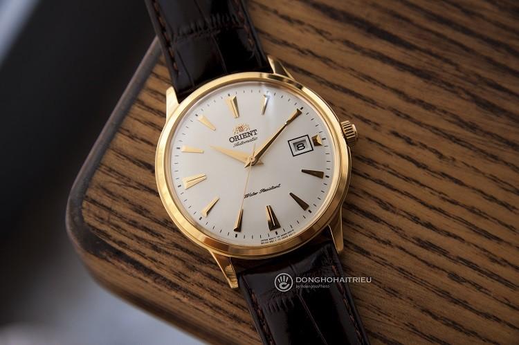 Review chi tiết Orient FAC00003W0 đồng hồ cơ giá bình dân hình 1