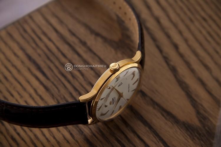 Review chi tiết Orient FAC00003W0 đồng hồ cơ giá bình dân hình 4