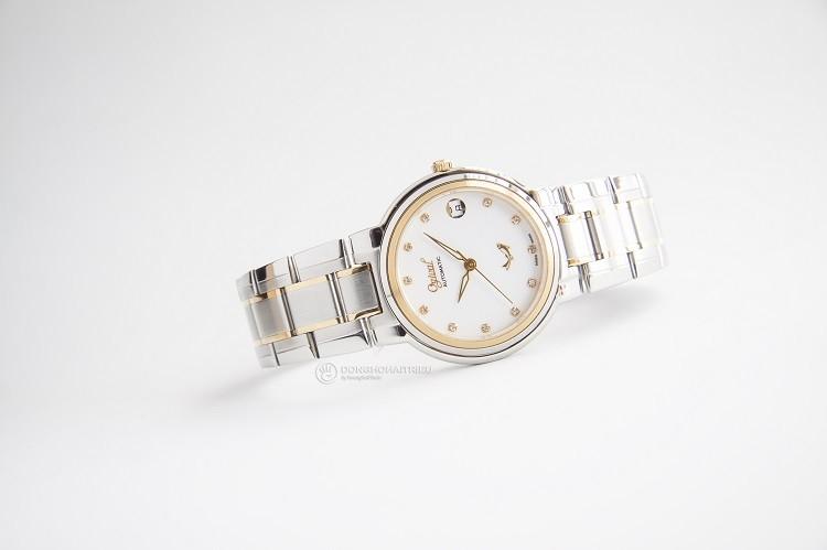 Review Ogival 5578AMSK Đồng hồ cơ đính kim cương sang trọng hình 1