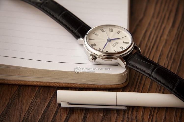 5 lý do để bỏ túi Orient FER2K004W0 đồng hồ cơ giá rẻ hình 2
