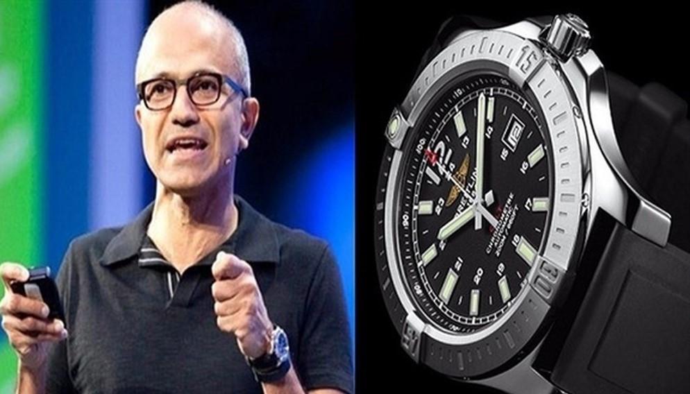 H7- Tất cả tỷ phú trên thế giới họ mang đồng hồ đắt tiền nào?