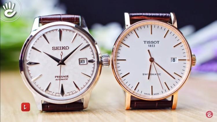 15 triệu nên mua đồng hồ Thụy Sỹ hay đồng hồ Nhật chính hãng?-hình1