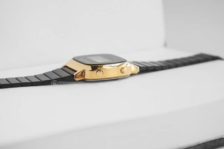 Đồng hồ Casio LA670WEGB-1BDF thanh mãnh dành cho phái nữ hình 4