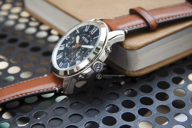 Đồng hồ Fossil FS5210 lịch lãm, trẻ trung và đa chức năng hình 3