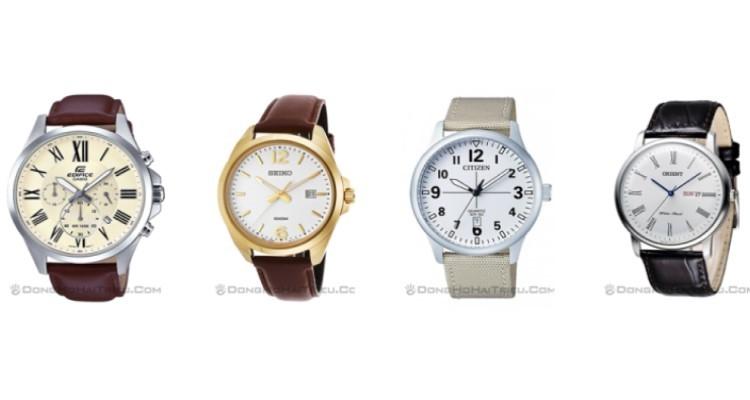 Dưới 4 triệu nên mua đồng hồ thương hiệu Nhật Bản nào ? - hình 1