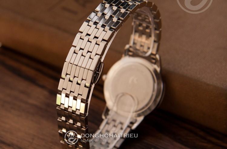Review đồng hồ nữ Doxa D158SWH | Bộ sưu tập mặt xà cừ siêu đẹp-Hình6