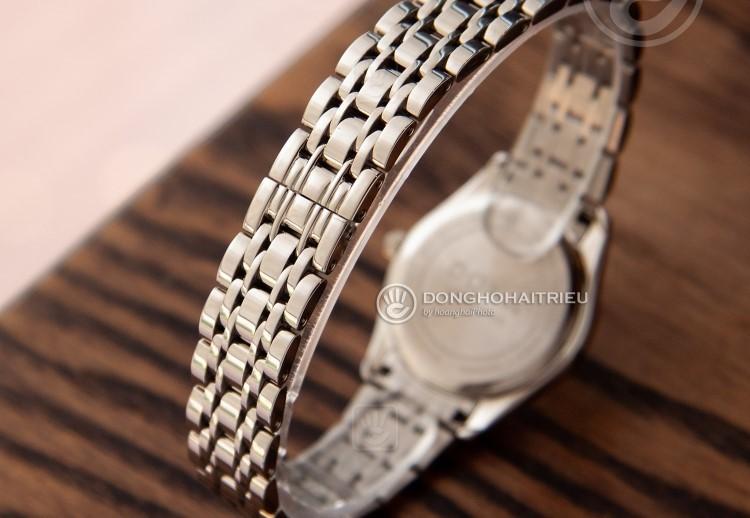 Review đồng hồ nữ Doxa D204SWH | Bộ sưu tập đồng hồ mặt xà cừ-Hình 7