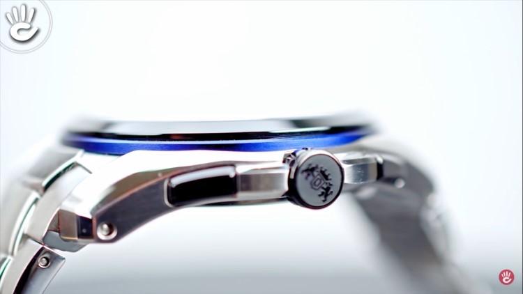 Review đồng hồ Orient STZ00002D0 | Bấm giờ 1/100s, phiên bản giới hạn-H2