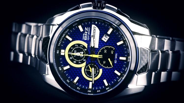 Review đồng hồ Orient STZ00002D0 | Bấm giờ 1/100s, phiên bản giới hạn-H6