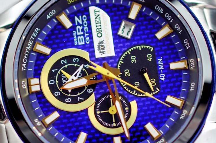 Review đồng hồ Orient STZ00002D0 | Bấm giờ 1/100s, phiên bản giới hạn-H9