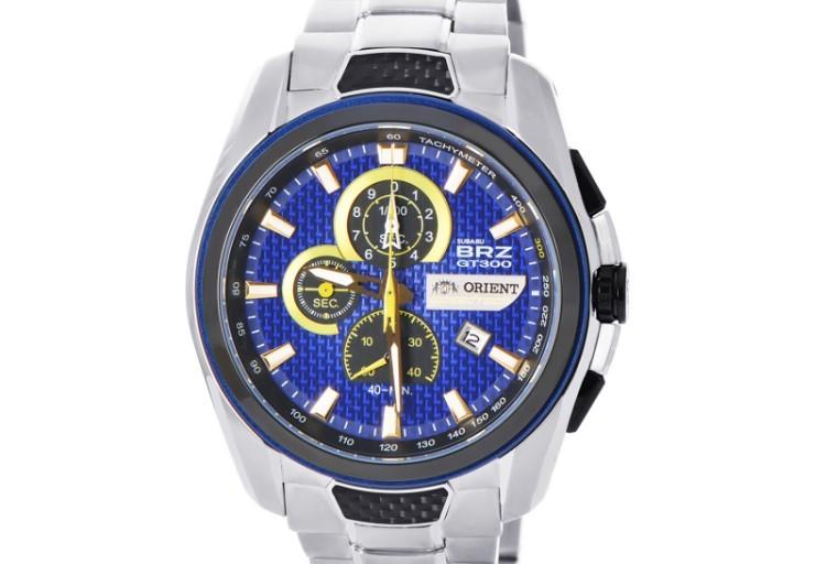 Review đồng hồ Orient STZ00002D0 | Bấm giờ 1/100s, phiên bản giới hạn-H3