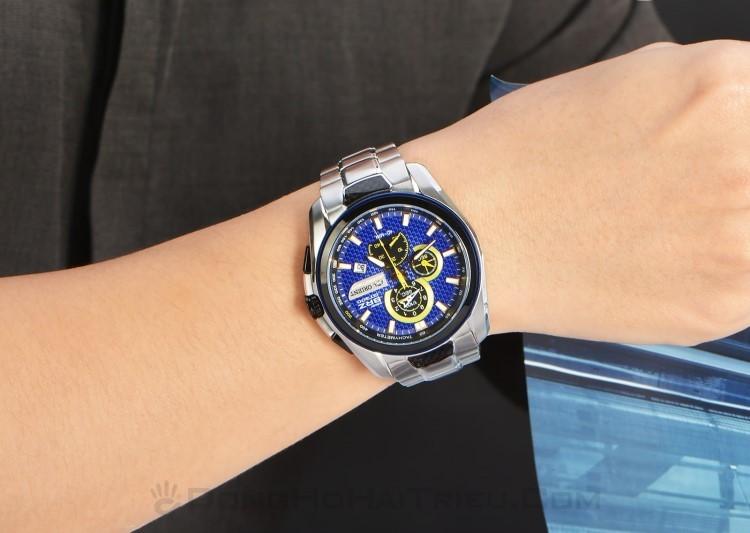 Review đồng hồ Orient STZ00002D0 | Bấm giờ 1/100s, phiên bản giới hạn-H1