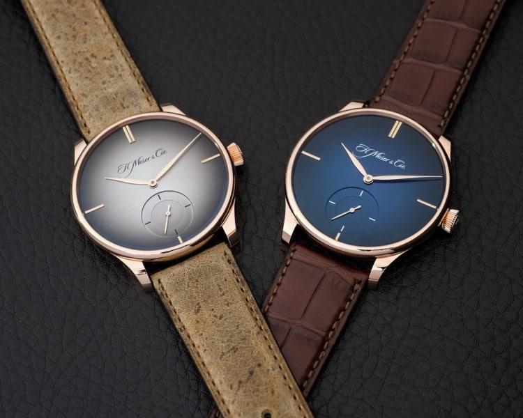 Top 3 mặt số đồng hồ đeo tay đổ bóng DÉGRADÉ đặc biệt-H11