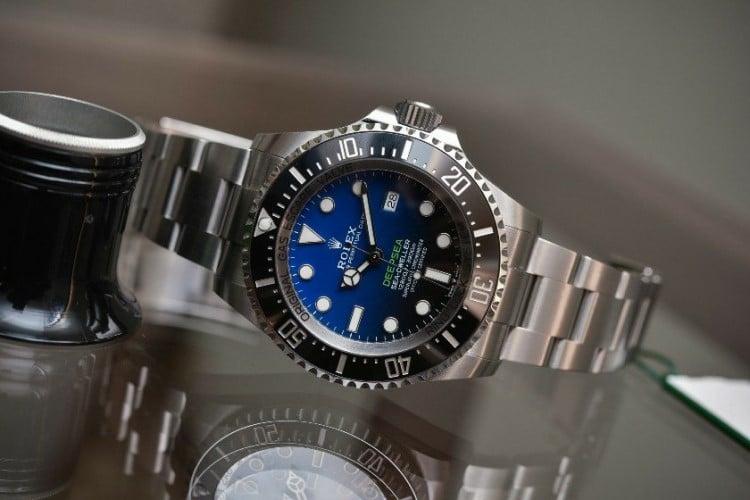 Top 3 mặt số đồng hồ đeo tay đổ bóng DÉGRADÉ đặc biệt-H5