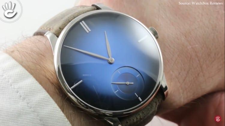 Top 3 mặt số đồng hồ đeo tay đổ bóng DÉGRADÉ đặc biệt-H10