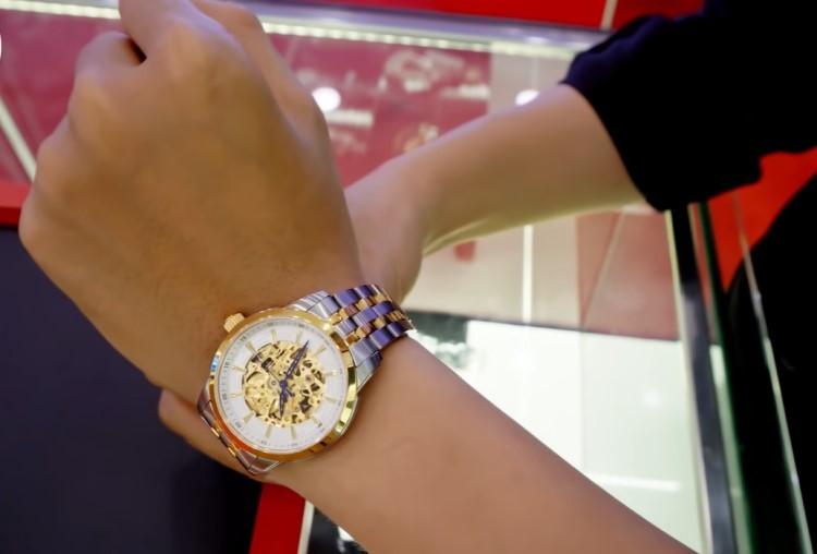 3 đồng hồ Skeleton: Bulova, Fossil, Olym Pianus đẹp xuất sắc-Hình 3