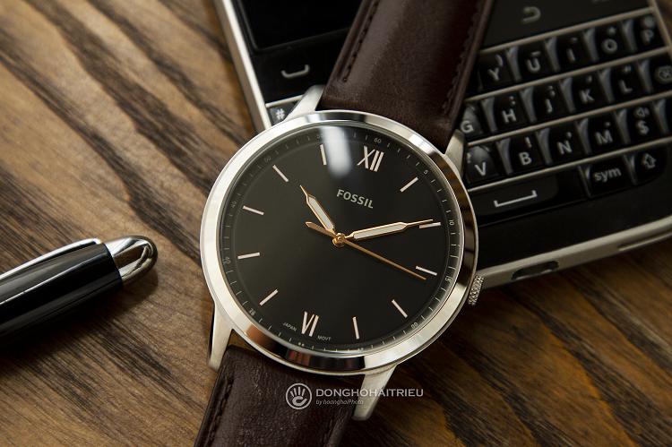 Đồng hồ nam thời trang Fossil FS5464 giản dị nhưng cực kỳ thu hút hình  1