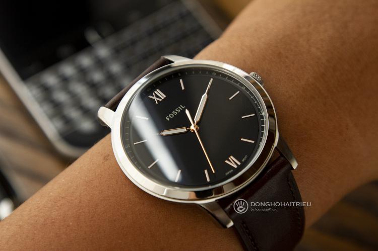 Đồng hồ nam thời trang Fossil FS5464 giản dị nhưng cực kỳ thu hút hình  2