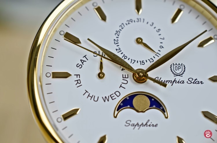 Sở hữu đồng hồ Olympia Star Moonphase với giá 3.5 triệu-Hình 3