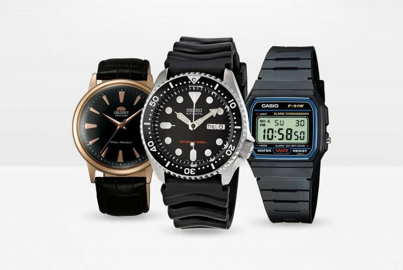 10 chiếc đồng hồ giá 5 triệu bán chạy của thương hiệu Casio - Hình 1