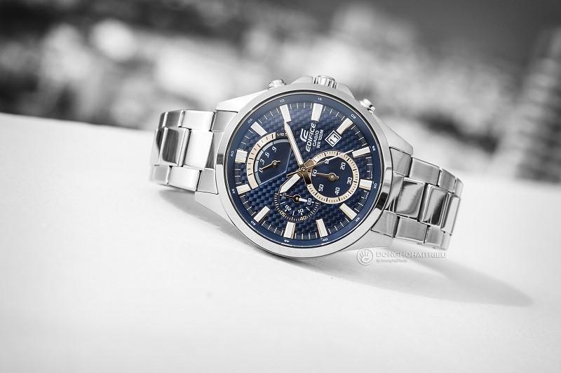 10 chiếc đồng hồ giá 5 triệu bán chạy của thương hiệu Casio - Hình Casio EFV-530D-2AVUDF