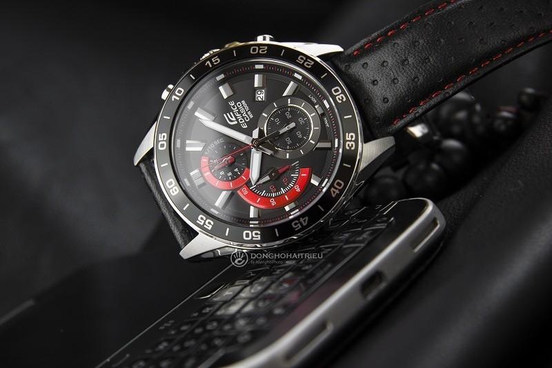 10 chiếc đồng hồ giá 5 triệu bán chạy của thương hiệu Casio - Hình Casio EFV-550L-1AVUDF