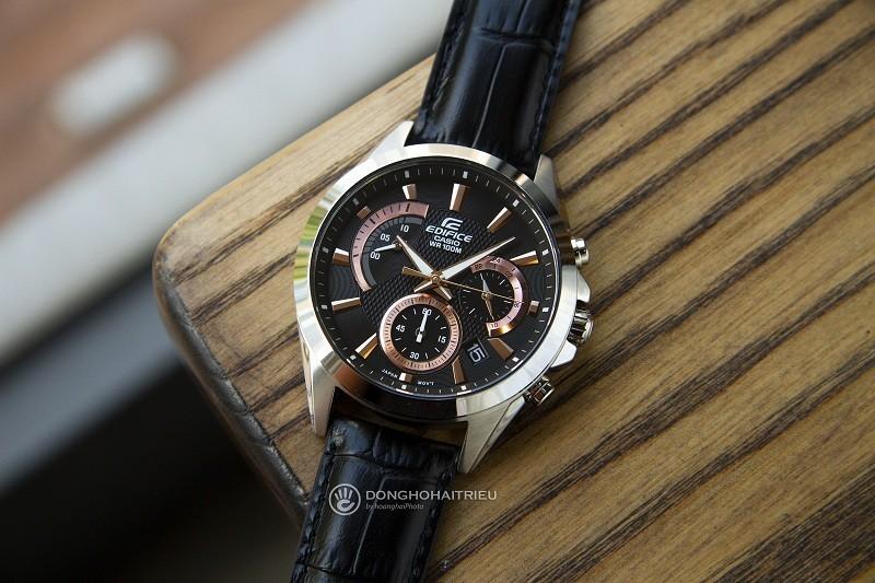 10 chiếc đồng hồ giá 5 triệu bán chạy của thương hiệu Casio - Hình Casio EFV-580L-1AVUDF