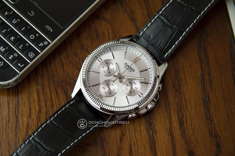 10 chiếc đồng hồ giá 5 triệu bán chạy của thương hiệu Casio - Hình Casio MTP-1375L-7AVDF