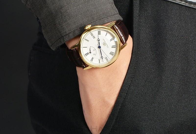 Đồng hồ Orient Star Automatic có tốt không? Giá bao nhiêu? - Ảnh: Orient SEL09002W0