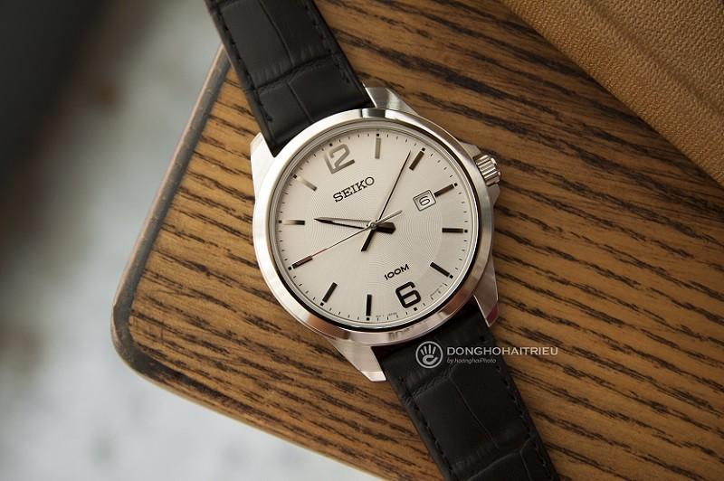 Mua đồng hồ giá 4 triệu Casio hay Orient, Citizen, Seiko? - Ảnh: SEIKO SUR249P1