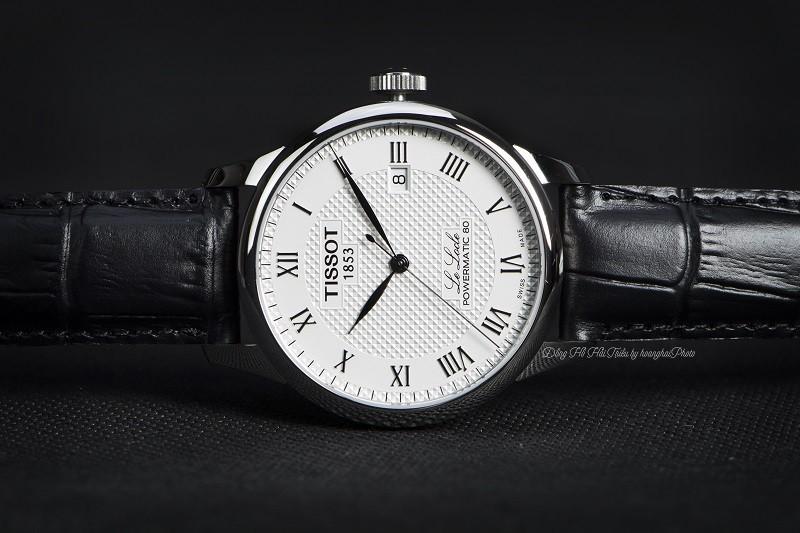 Đồng hồ Automatic là gì? Lưu ý và kiến thức sử dụng cơ bản- Ảnh: Tissot T006.407.16.033.00