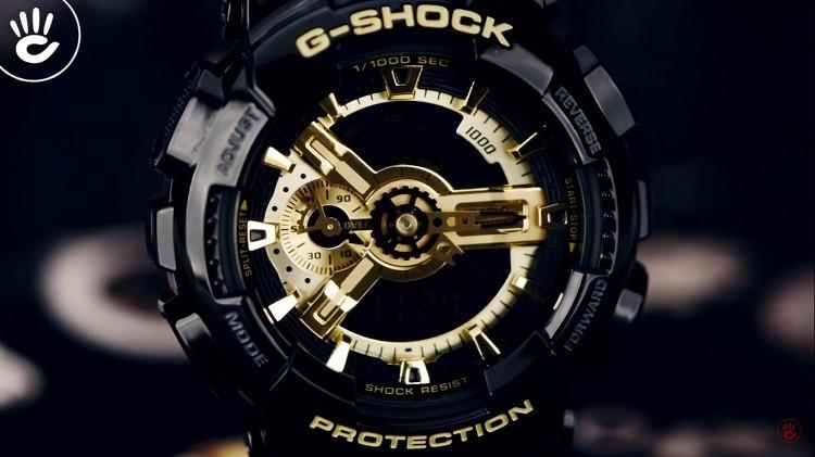 G-Shock GA-110GB-1ADR hình 1