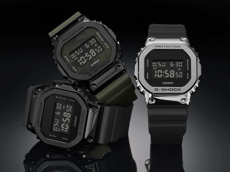 Vì sao chiếc đồng hồ G-Shock nam GX-56BB-1 luôn cháy hàng? - Hình 1