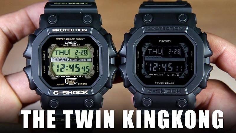 Vì sao chiếc đồng hồ G-Shock nam GX-56BB-1 luôn cháy hàng? - Hình 2