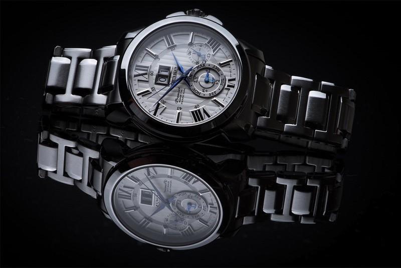 Đồng hồ Seiko Premier thiết kế chuẩn châu Âu, bộ máy Kinetic - Hình 5