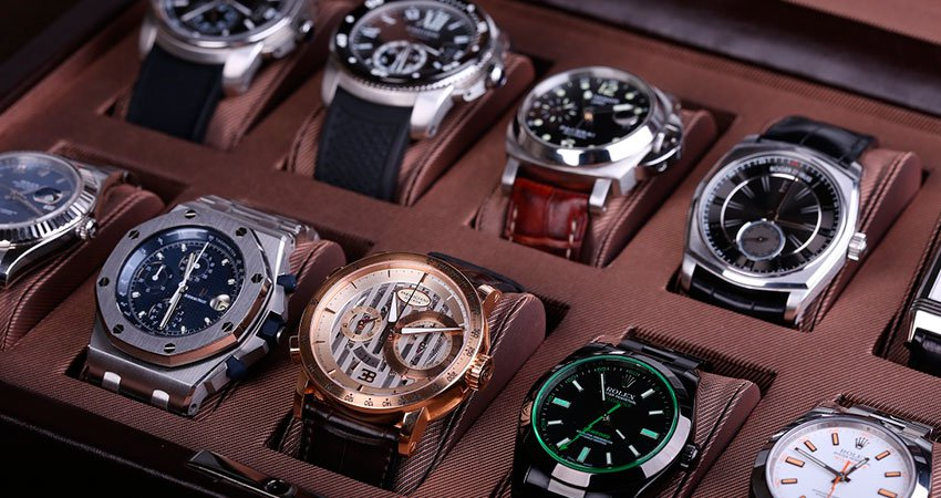 Top 10 hãng đồng hồ nổi tiếng nhất thế giới
