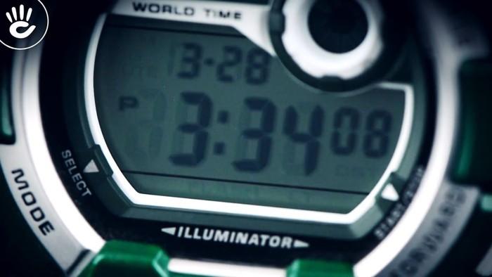 Đồng hồ G-Shock DW-9052-1VDR giá rẻ, thay pin miễn phí - Ảnh: 4