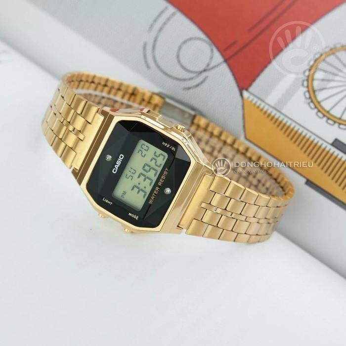 Nên diện đồng hồ Casio Vintage Kim cương như thế nào