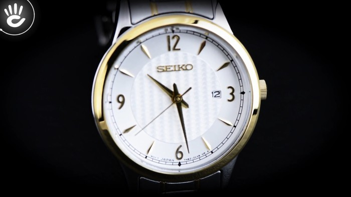 Giản dị nhưng đẳng cấp với đồng hồ Seiko SXDG94P1 - Ảnh 1