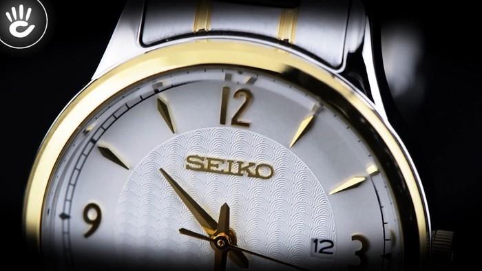 Giản dị nhưng đẳng cấp với đồng hồ Seiko SXDG94P1 - Ảnh 2