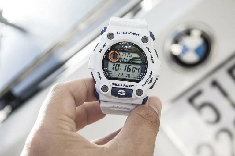 Cách sử dụng chức năng của đồng hồ G Shock đếm ngược thời gian