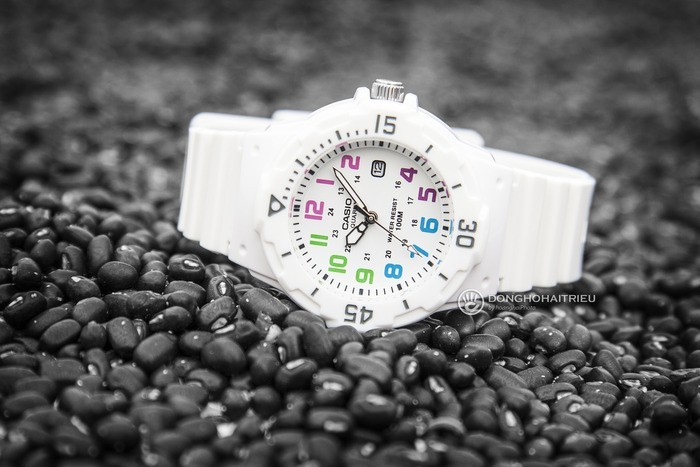 Đồng hồ Casio LRW-200H-7BVDF giá rẻ, thay pin miễn phí - Ảnh 2