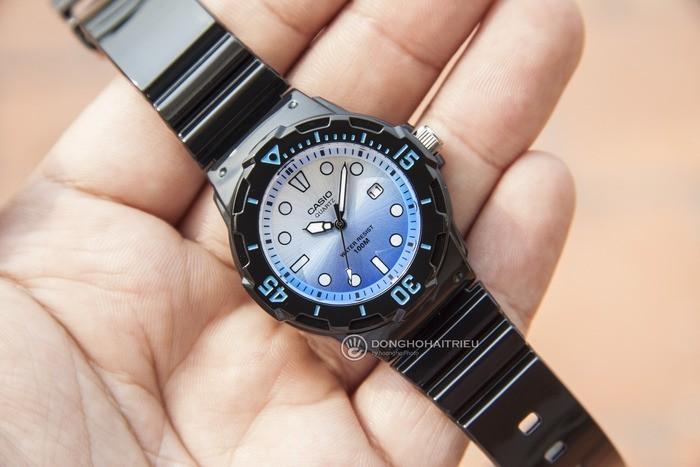 Đồng hồ Casio LRW-200H-2EVDR Khả năng chịu nước lên đến 100m - Ảnh 2